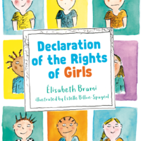 'The right to do any job they like': New book sets out a declaration for the rights of boys and girls
