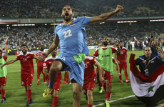 Incredible! War-torn Syria qualify for World Cup play-offs after last-gasp equaliser