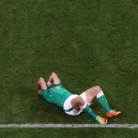 Ireland show remarkable heart but little quality as World Cup hopes diminish