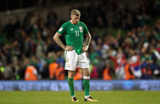 Analysis: The 25 minutes that may have cost Ireland a World Cup spot
