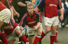 A familiar Munster face persuaded me to join from Grenoble, says new centre Chris Farrell