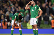 Ireland's task of qualifying for the 2018 World Cup just got even more difficult