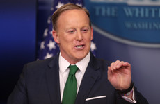 Sean Spicer claims to be 'one of the most popular guys in Ireland'