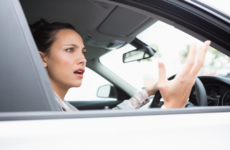 The most annoying driving habit on Irish motorways has been revealed