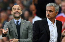 Mourinho and Guardiola were ignored as both Manchester clubs voted against deadline switch
