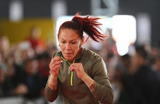 UFC champ Cyborg obtains boxing licence and appears serious about switch to ring