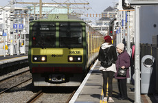 Dart delays after 'medical emergency' on board morning service