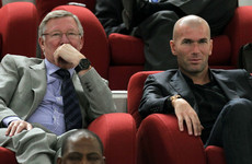 Man Utd rejected chance to sign a 24-year-old Zidane in 1996 to keep Cantona happy