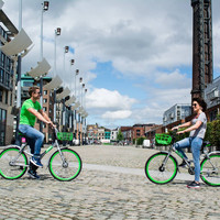 This Irish bike-sharing startup is launching in London � but its Dublin plans are on ice