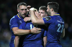 Leinster huff and puff but eventually put Cardiff away to seal unlikely bonus point win