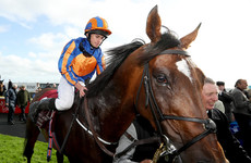 Aidan O'Brien's Order of St George storms to victory at the Curragh