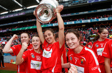 All-Ireland camogie final hero on the 'dark moments' and how she kept going