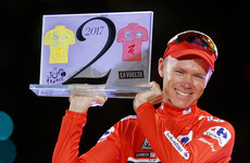 'The fact that nobody has ever won the Tour and then the Vuelta afterwards - it's incredible'