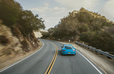 My Favourite Drive: Paddy McGrath carves up LA's canyons in a Porsche 911
