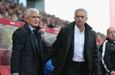 'They played more long balls than we did' - Hughes hits back at Mourinho's dig