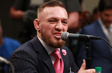 McGregor facing lawsuit from security guard over Diaz press conference fracas
