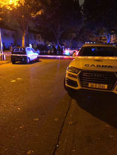Man dead after being shot a number of times in west Dublin