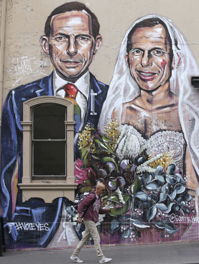 Australia is voting on same-sex marriage - but it's not as straightforward as our referendum