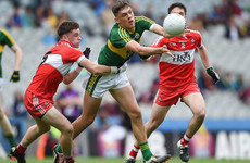 6 players to watch as Derry and Kerry battle it out for All-Ireland minor football glory