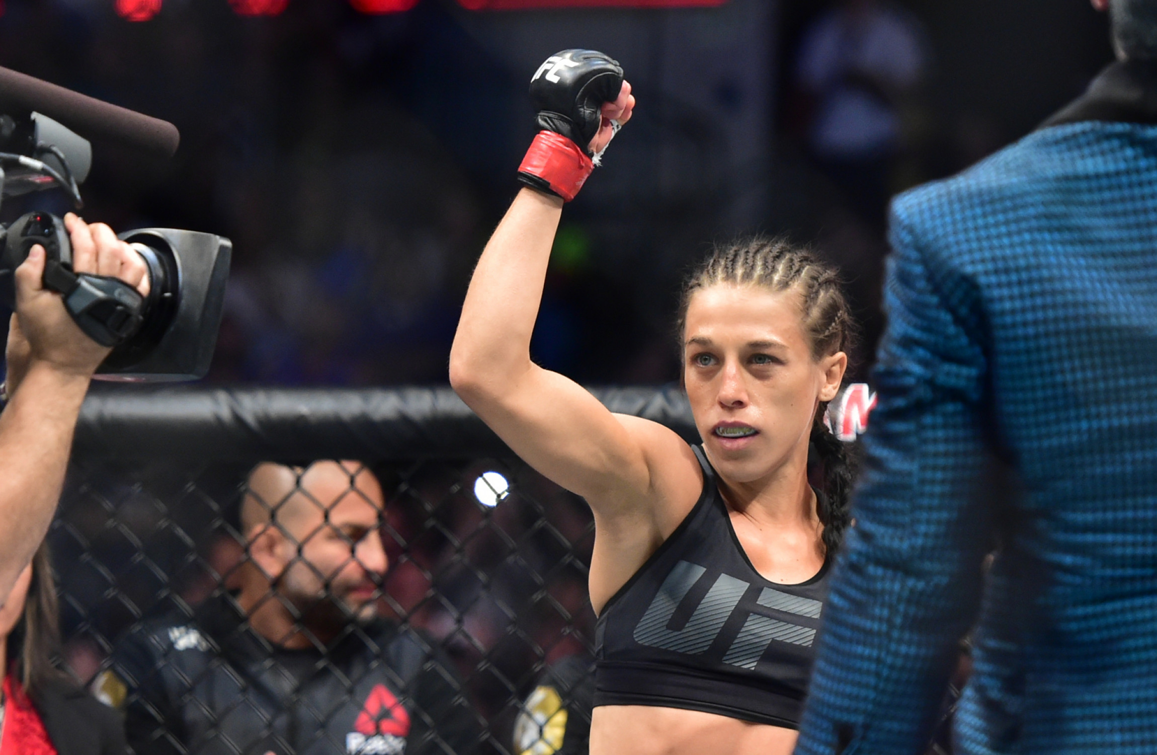 UFC 217 Gets Third Title Fight In Joanna Jedrzejczyk vs. Rose Namajunas