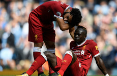 Liverpool appeal of Mane three-game suspension rejected by FA
