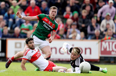 28 shots on goal with no reward - the day Mayo nearly came unstuck this summer