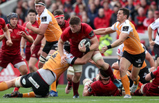 O'Donoghue targets fast start to season to retain place in congested Munster back row