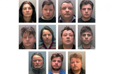 Eleven members of Traveller family convicted of modern day slavery jailed in England