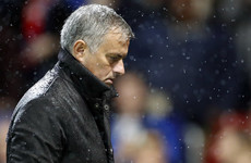 'Bad decisions, fantasy football, PlayStation football': Mourinho bemoans second half display