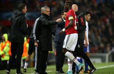 Man United anxiously wait on Pogba scan but midfielder faces 'weeks' out