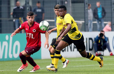 12-year-old wunderkind nets twice in Germany U16 win