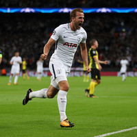 Kane downs Dortmund as Tottenham end Wembley woe