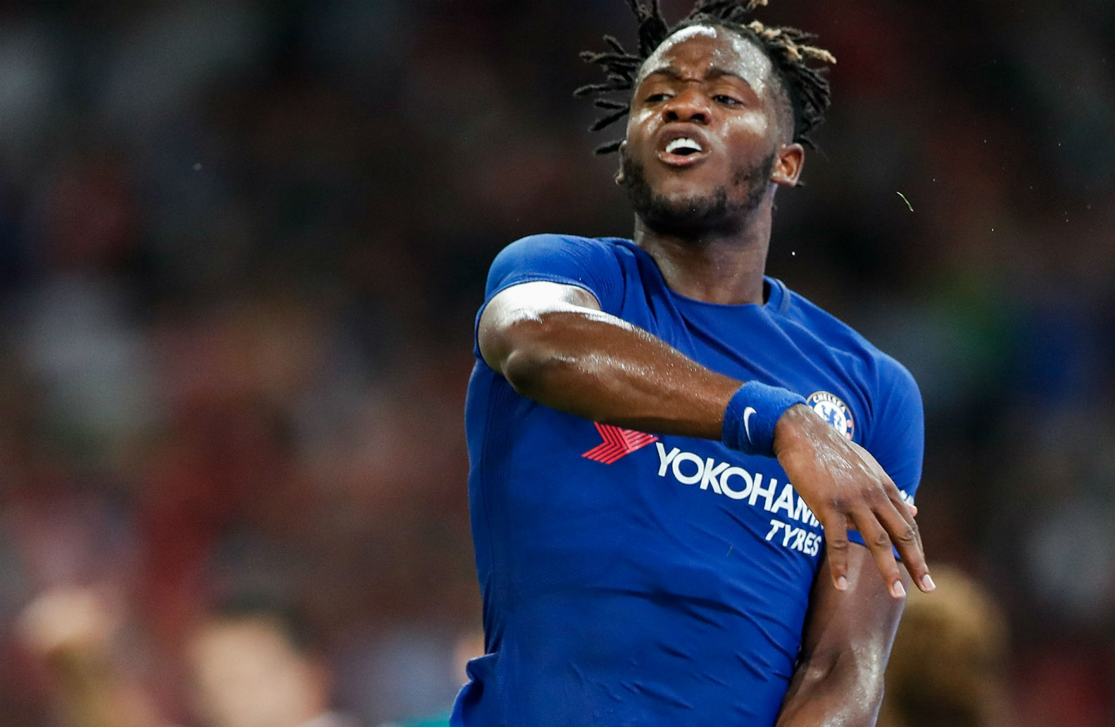 Chelsea striker Batshuayi unhappy with Fifa 18 rating · The42