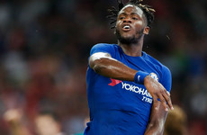 Chelsea striker Batshuayi unhappy with Fifa 18 rating