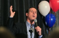 Rick Santorum's surge in polls forces Obama campaign to shift target
