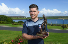 Galway United hitman picks up Player of the Month after a free-scoring August