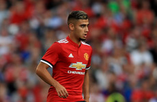 Manchester United loanee Pereira not hurt by Mourinho criticism