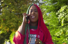 The Mayo Superfan who braided her hair green and red has secured a ticket for the All-Ireland final
