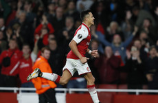Sanchez on target as Arsenal beat Cologne 3 hours after original scheduled kick-off time