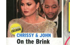 Chrissy Teigen absolutely called out a magazine for saying her and John Legend are splitting... it's the Dredge