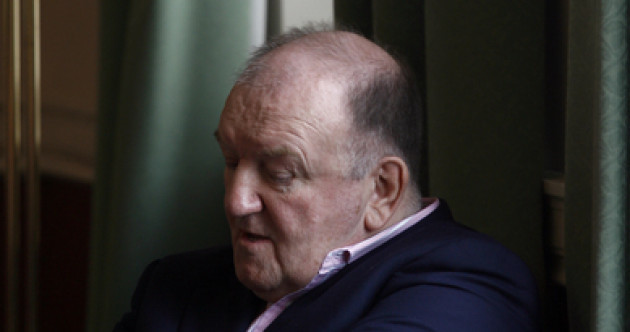 Explainer: Why has Newstalk decided to suspend George Hook?