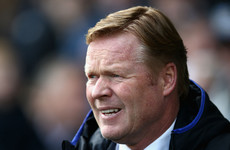 Worried Ronald Koeman seeks meeting with key Everton players