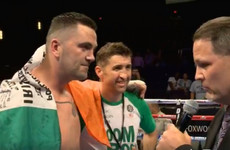 Wexford's Garda Niall Kennedy produces stunning upset to win New England heavyweight title