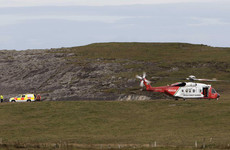 Major search launched after fisherman swept into the sea in Clare