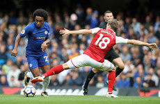 As it happened: Chelsea v Arsenal, Premier League
