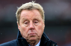 Harry Redknapp accepts managerial career all but over