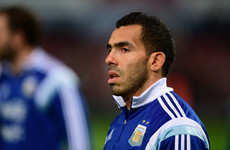 Tevez's battered Shanghai Shenhua 'just like Man United'