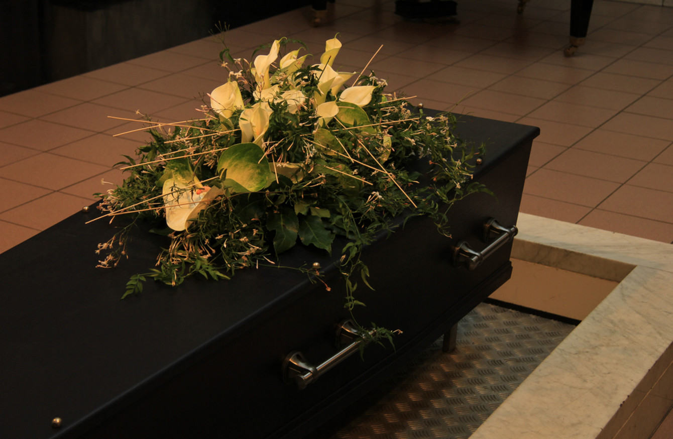 No mourners are expected plea for irish in uk to attend funeral of no relatives of john joseph obrien could be found izmirmasajfo