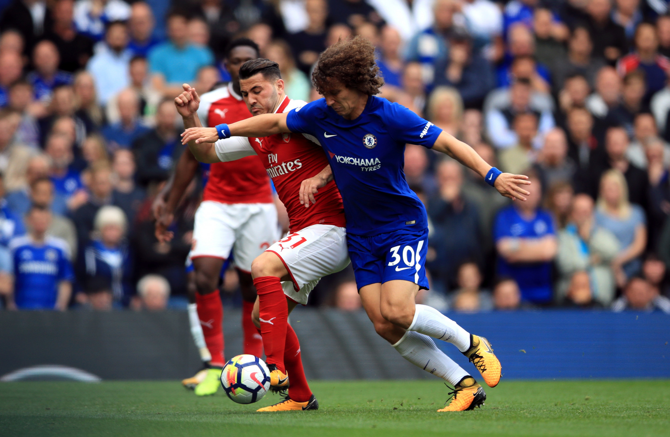 Image result for david luiz arsenal