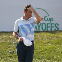 McIlroy's FedEx Cup defence dream ends as Leishman storms to BMW title